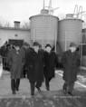 A bolgár párt- és kormányküldöttség látogatása Bábolnán