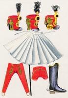 Huszáröltözet 1798-1848