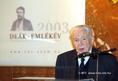 Deák- emlékév megnyitóján Kosáry Domokos beszél