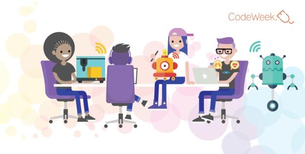 EU Code Week tanári közösség indul