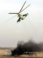 Légierővel támogatott lövészkiképzés Hajdúhadházán