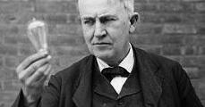 Edison, minden idők egyik legnagyobb feltalálója