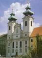 A győri volt jezsuita, ma bencés templom