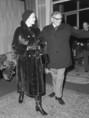 Február 25-én Budapestre érkezett Grace Kelly