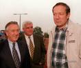 New York kormányzójának magyarországi látogatása