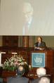 Lámfalussy Sándor, az Európai Monetáris Intézet alapító elnöke