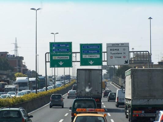 Levegőszennyezés - közlekedés