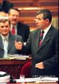 Boros Imre az országgyűlésen