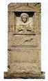 Flavia Usaiu asszony sírköve