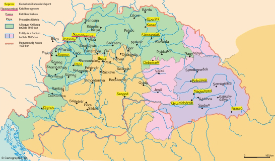 Magyarország kultúrája a 16-17.században
