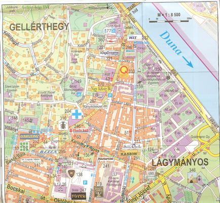 Nagy méretarányú térkép