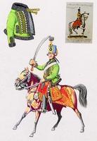 Újházy-huszárezred (1768-1798)