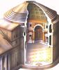 A római Pantheon, minden isten temploma, Hadrianus korából