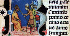 Középkori történeti munkák