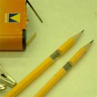 Elektrolízis ceruzákkal - Kép1