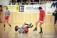 Kormány-Sajtó kispályás labdarúgó mérkőzés