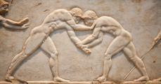 Olümpia - az ókori torna