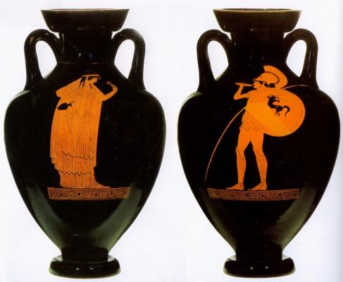 Akhilleusz és Briszéisz
