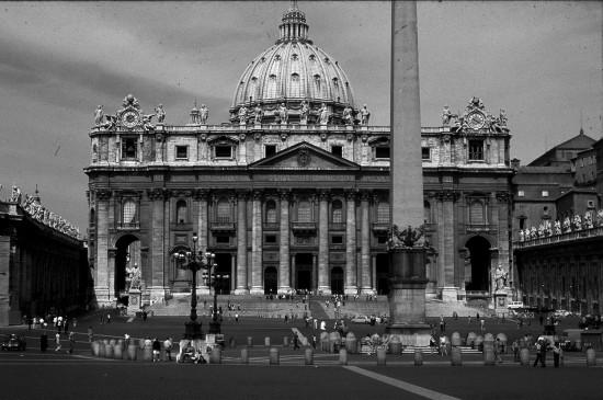 San Pietro- Homlokzati fotó