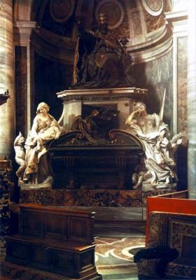 Gian Lorenzo Bernini: VIII. Orbán síremléke