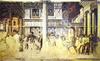 Andrea Mantegna: Szent Kristóf mártíromsága