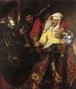 Johannes Vermeer: A kerítőnő