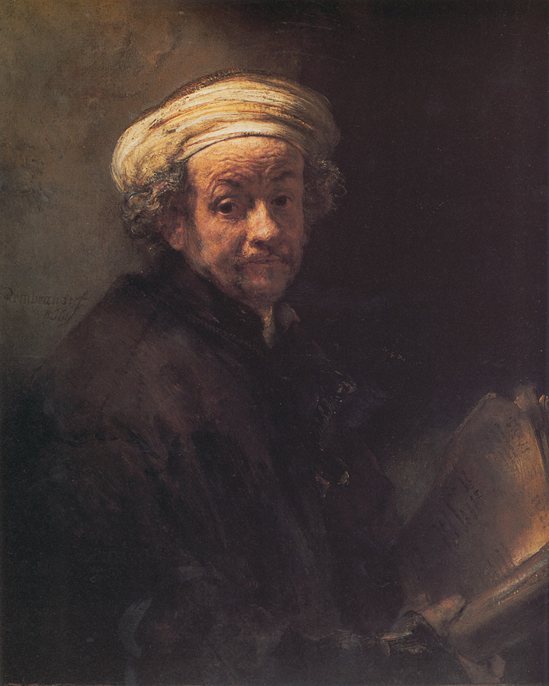 Image result for rembrandt önarckép