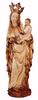 Második Toporci Madonna, 1420 körül