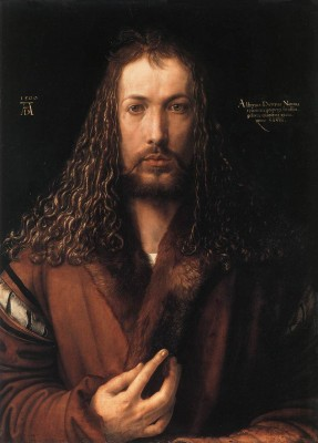 Albrecht Dürer: Önarckép