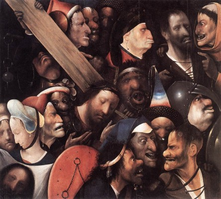 Hieronymus Bosch: Keresztvitel