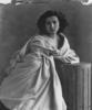 Nadar (Gaspard-Felix Tournachon): Sarah Bernardt. 1865. Albumin papír.