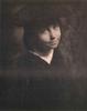 Gertrude Käsebier: Dorothy. 1903. Fotogravűr reprodukció. 20,1 x 16, 2 cm. Camera Work.