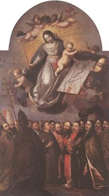Köpenyes Madonna mint Magyarország patrónája