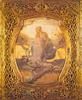 Segantini, Giovanni: Az élet angyala. 1894-95 k. Szépművészeti Múzeum, Budapest.