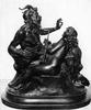 Róna József: Zenelecke. 1898. Magyar Nemzeti Galéria, Budapest.