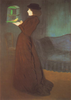Rippl-Rónai József: Kalitkás nő. 1892. Magyar Nemzeti Galéria.