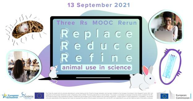 A 3R és az állatok szerepe a kutatásban MOOC