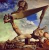 Salvador Dali: A polgárháború előérzete