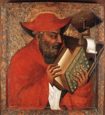 Theoderich mester: Szent Jeromos