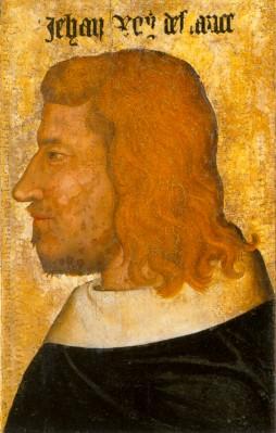 Girart d'Orléans: Jó János portréja