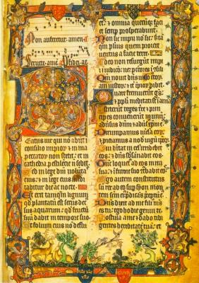 Arundeli zsoltároskönyv