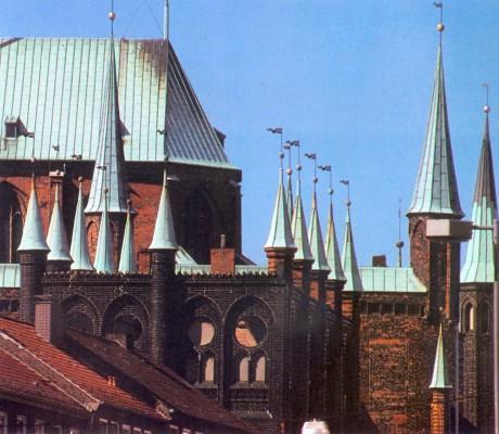 Lübecki városháza