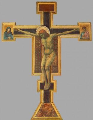 Giotto: Croce dipinta