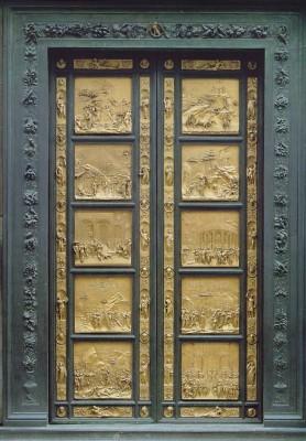 Lorenzo Ghiberti: Porta del Paradiso