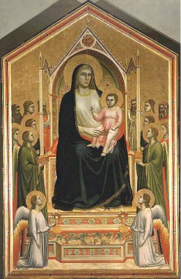 Giotto: Maesta di Ognissanti