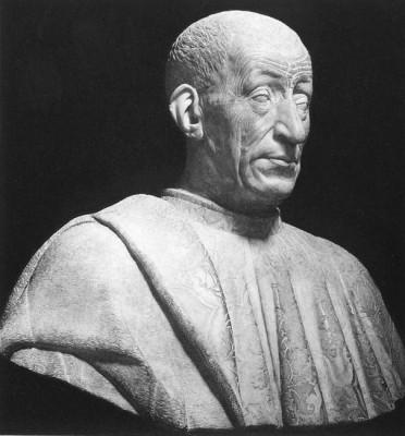 Benedetto da Maiano: Pietro Mellini portréja