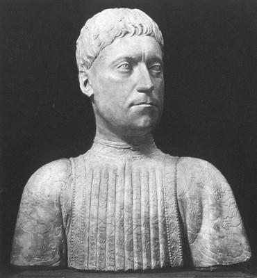 Mino da Fiesole: Piero de'Medici portréja