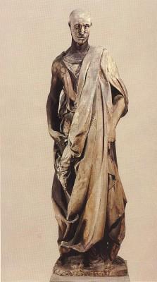 "Donatello: Habakuk próféta (""Zuccone"")"