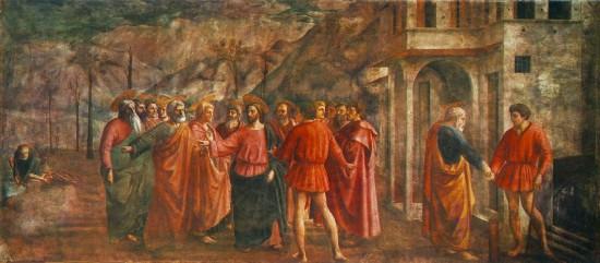 Masaccio: Adógaras