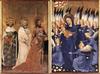 Francia vagy angol festő: Wilton diptichon